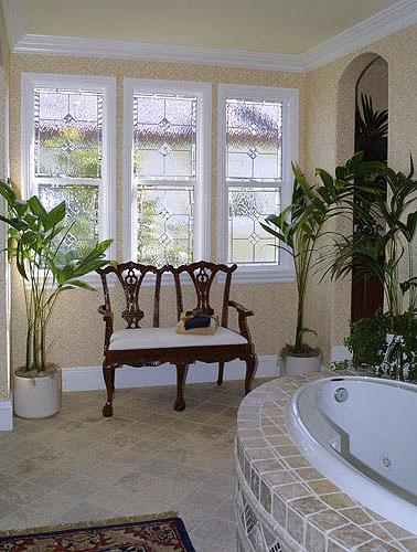 Bathroom (Model 202 Single Hung)